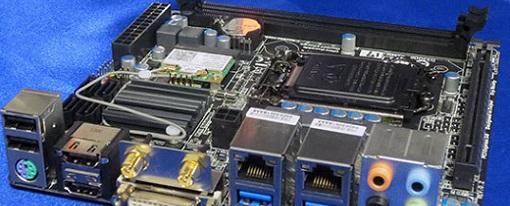 Tarjeta madre GA-Z87N-WiFi de Gigabyte
