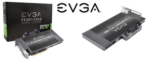 EVGA Anuncia la Tarjeta Gráfica GTX 780 HydroCooper