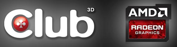Club 3D + AMD Graphics