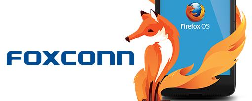Foxconn contrata a 3.000 ingenieros de software para impulsar Firefox OS