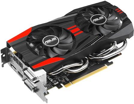 GeForce GTX 760 DirectCU II de Asus