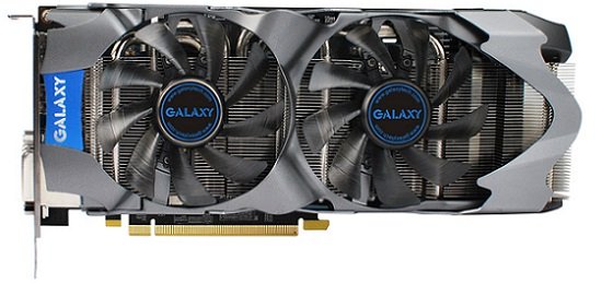 GeForce GTX 760 GC Edition de Galaxy