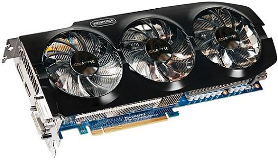 GeForce GTX 760  WindForce 3X OC rev 1 de Gigabyte