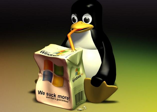 De XP a Linux para evitar el desperdicio electrónico