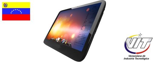 VIT lanza las nuevas tablets Venezolanas