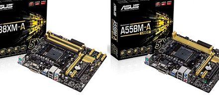 Asus lanza las primeras placas bases con socket FM2 +