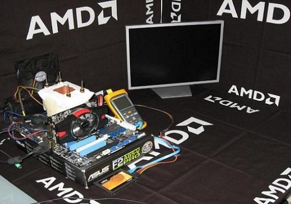 AMD A10-6800K @ 8.2GHz