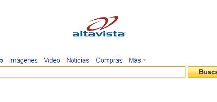 El legendario buscador web AltaVista cerrará mañana