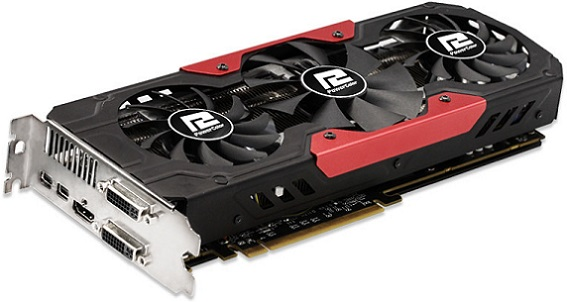 Devil HD 7870 de PowerColor