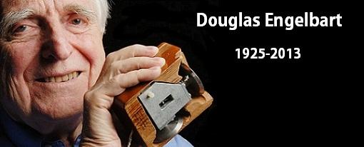 Falleció Douglas Engelbart