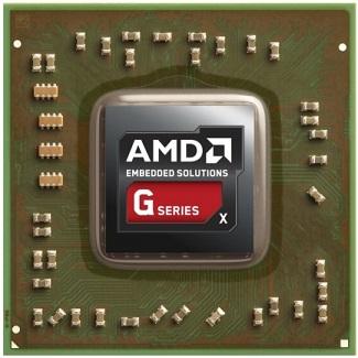 Embedded G Series SoC de AMD