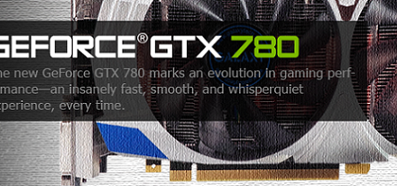 GeForce GTX 780 GC Edition de Galaxy