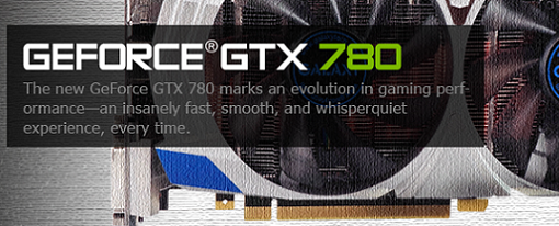 GeForce GTX 780 GC Edition de Galaxy