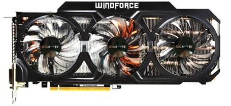 GeForce GTX 760 GV-N760OC-4GD de Gigabyte