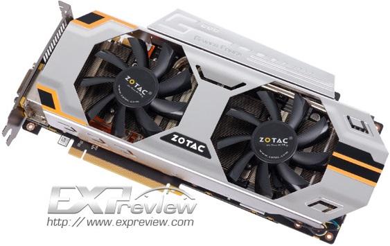 Zotac GeForce GTX 770 Extreme Edition