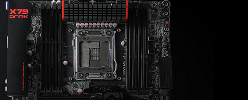 EVGA lanza su placa base X79 Dark