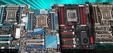 Asus publica actualización de BIOS para sus placas base LGA 2011 que añade soporte para Ivy Bridge-E