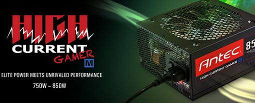 Antec anuncia la disponibilidad de dos nuevas fuentes de poder