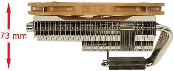 CPU Cooler AXP-200 de Thermalright