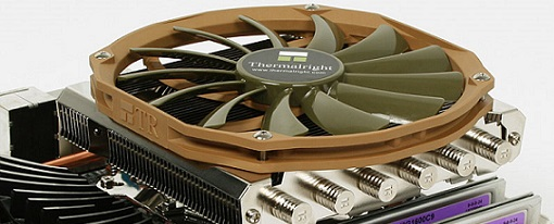 Thermalright lanza su CPU Cooler AXP-200