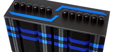 Prolimatech lanzará su nuevo CPU Cooler Armageddon Blue Edition