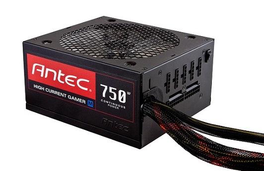Fuente de poder HCG-750M de Antec