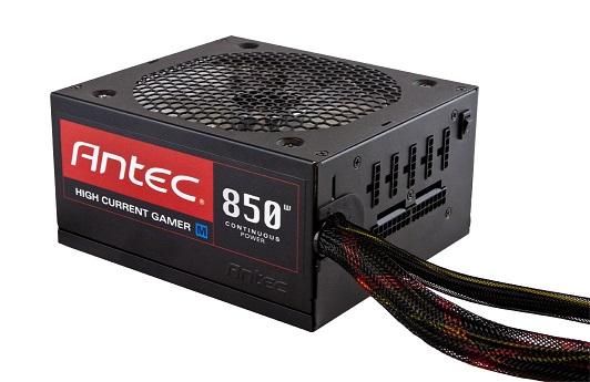 Fuente de poder HCG-850M de Antec