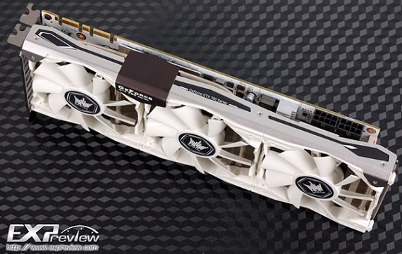 GeForce GTX 760 HOF de Galaxy