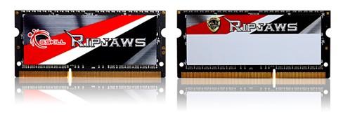 Memorias DDR3 Ripjaws SO-DIMM de G.Skill