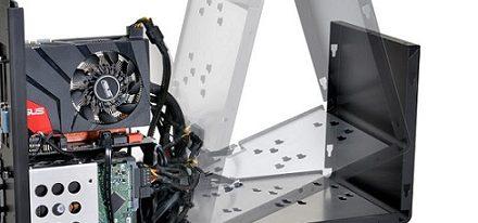 Lian Li muestra un prototipo de case llamado PC-Q33