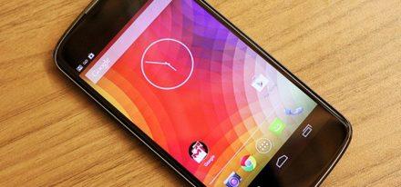 Google rebaja el Nexus 4 a 200$