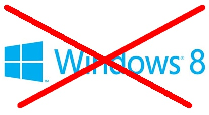 no Windows 8
