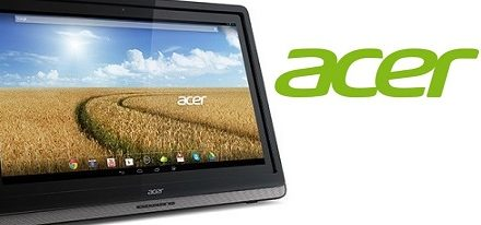 Acer presenta una All-In-One de 24″ con Android