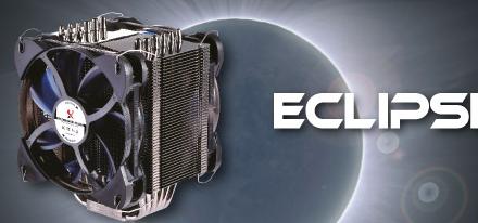Nuevo disipador para CPU X2 ECLIPSE IV de Spire