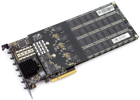 SSD PCI Express Z Drive R4 de OCZ