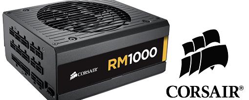 Corsair introduce su serie de fuentes de alimentación 'RM'