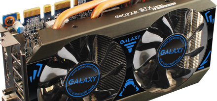 Nueva GeForce GTX 760 GC Mini 2GB de Galaxy