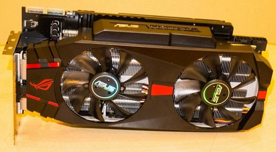 ASUS Radeon R9 280X ROG Matrix