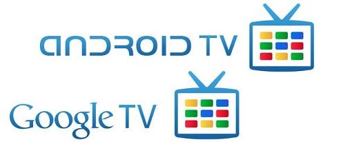 AndroidTV GoogleTV