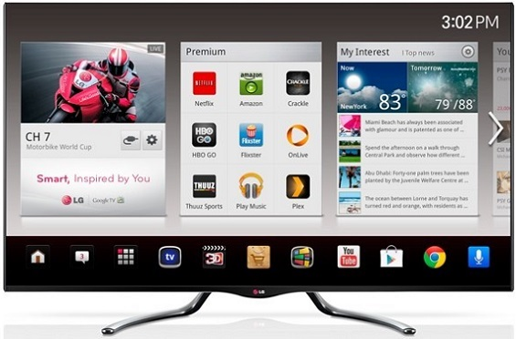LG - Google TV