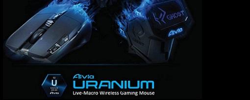 Gigabyte presenta su ratón gaming Uranium