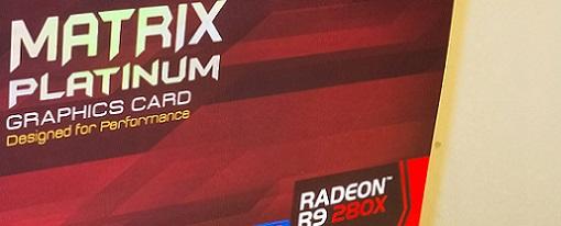 Imágenes de la Asus Radeon R9 280X ROG Matrix Platinum