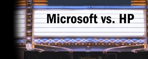 Meg Whitman: Microsoft ahora es competidor de HP