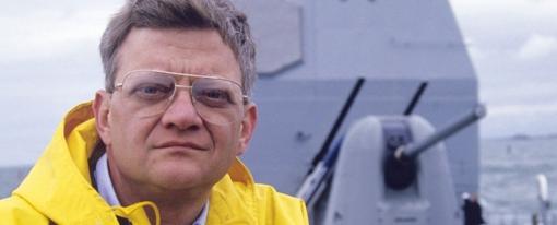 Q.E.P.D. Tom Clancy, escritor y creativo