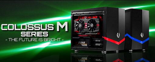 Nuevos cases Colossus Mini-ITX y Colossus Micro-ATX de BitFenix