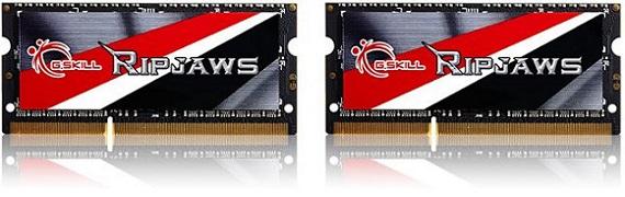 G.Skill SO-DIMM DDR3L 8 GB @ 2133 Mhz