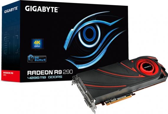 Gigabyte Radeon R9 290