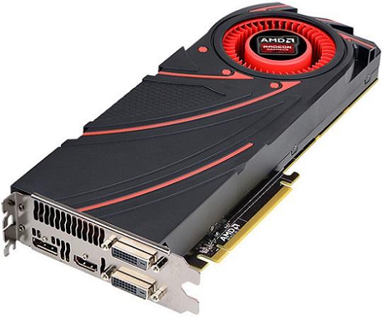 AMD RADEON R9 280 - R7 265