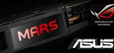 Asus hace oficial su tarjeta gráfica ROG Mars 760