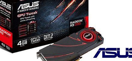 Tarjeta gráfica Radeon R9 290 de Asus